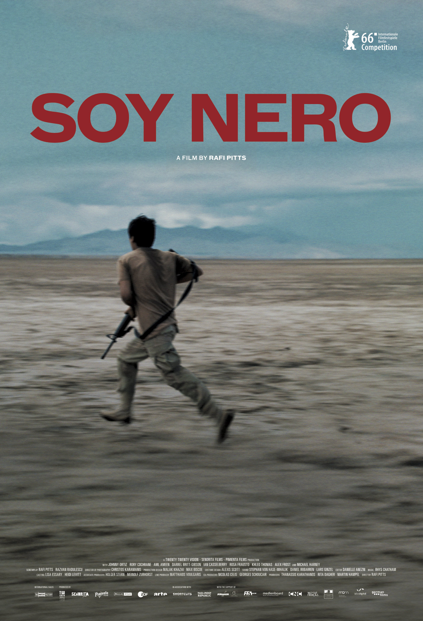 <p>Nero, a deported Mexican, returns illegally to the U.S in search of his identity. He joins the U.S army as a Green card soldier, a shortcut to citizenship. Lost in a maze, Nero fights to obtain his nationality.</p>