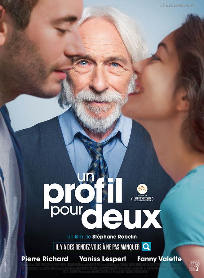 <p>Pierre, a 75 year old widower, discovers online dating websites. Using the profile picture of Alex, his grand daughter's boyfriend, Pierre meets Flora. Charmed by his elegant conversations and intimate confessions, she asks him on a date, face to face. Excited by this unexpected adventure, Monsieur Pierre asks Alex to go in his place.</p>