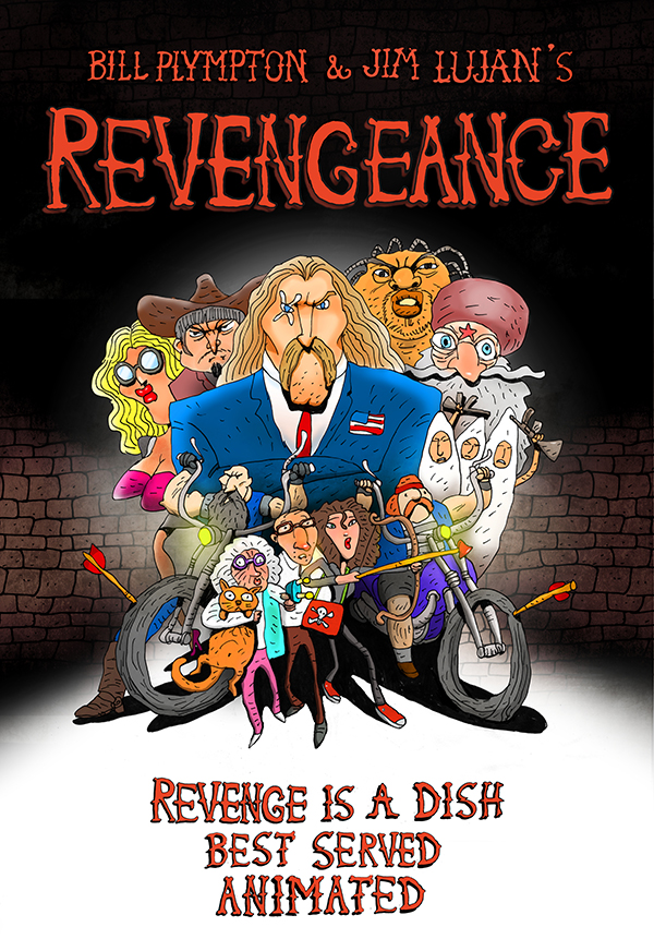<p>Rod is a bounty hunter who begins to work for a United States senator, who assigns him to find a woman that stole something of great value from him. But what appeared to be a simple job will soon get complicated between the biker gangs, sinister sects and dirty cops. Master Bill Plympton joins forces with Jim Lujan to perpetrate a hilarious road movie.</p>