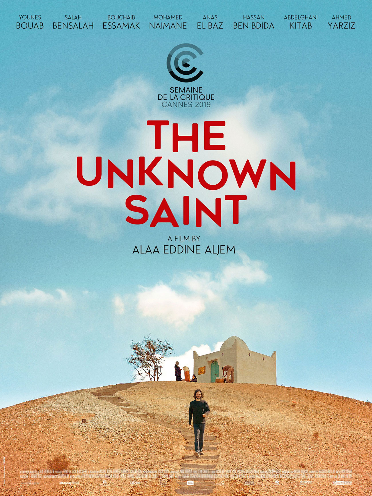 <p>Moments before his capture by police, a thief digs a grave to hide a bag of money. Released from prison years later he returns to retrieve the bag, only to find a shrine to an Unknown Saint built directly over his loot, and a brand new village constructed all around it.</p>
